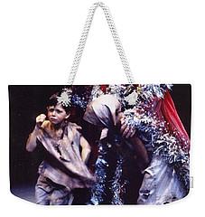 Christmas Carol Weekender Tote Bag