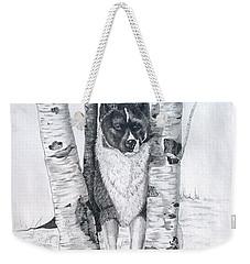 Ihasa In The Woods Weekender Tote Bag