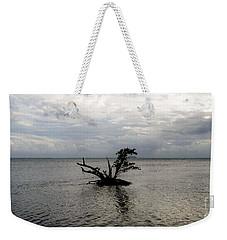 Ikebana Sunset Weekender Tote Bag