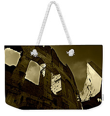 Il Colosseo Weekender Tote Bag by Micki Findlay