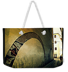 Il Muro  Weekender Tote Bag by Micki Findlay