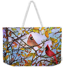 Illinois Cardinals  Weekender Tote Bag