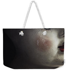 Weekender Tote Bag featuring the photograph Illuminata by Amy Weiss