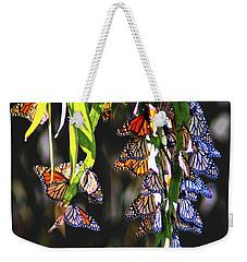 Illuminated Beauties Weekender Tote Bag