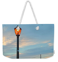 Illumination Weekender Tote Bag by Jonathan Nguyen