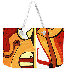 Illuminatus 2 Weekender Tote Bag