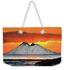 Illustrated Beginnings Weekender Tote Bag