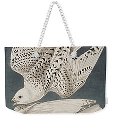 Illustration From Birds Of America Weekender Tote Bag