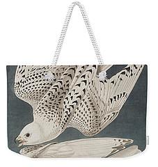 Illustration From Birds Of America Weekender Tote Bag by John James Audubon