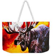 I'm No Bambi Weekender Tote Bag
