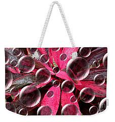 Imaginary Water Drops Weekender Tote Bag