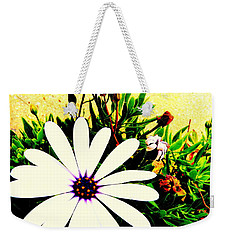 Weekender Tote Bag featuring the photograph Imagination Growing by Faith Williams