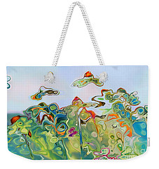 Imagine Af11 Weekender Tote Bag