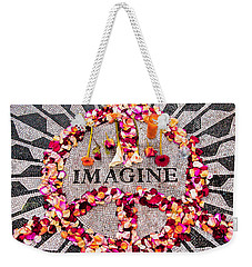Imagine Weekender Tote Bag