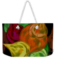 Imagine Leaves Weekender Tote Bag
