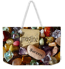 Imagine Success Weekender Tote Bag
