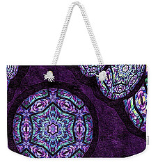 Imagine This Weekender Tote Bag by Susan Maxwell Schmidt