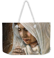 Immaculate Conception - Mothers Joy Weekender Tote Bag