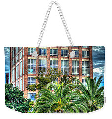 Imperial Sugar Factory Daytime Hdr Weekender Tote Bag