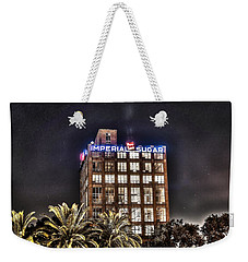 Imperial Sugar Mill Weekender Tote Bag