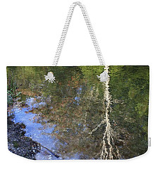 Impressionist Reflections Weekender Tote Bag by Patrice Zinck