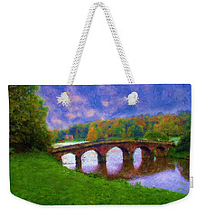 Impressions Of Stourhead Weekender Tote Bag