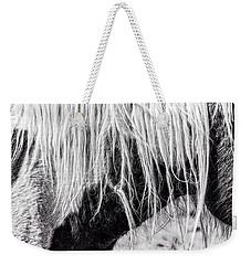 In A Tangle Weekender Tote Bag by Joan Davis