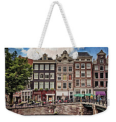 In Another Time And Place Weekender Tote Bag by Joan Carroll