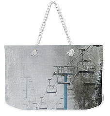 In Anticipation Weekender Tote Bag