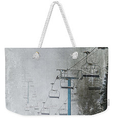 In Anticipation Weekender Tote Bag