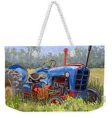 In Da Weeds Weekender Tote Bag