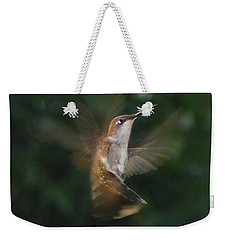 In Flight Weekender Tote Bag by Photographic Arts And Design Studio