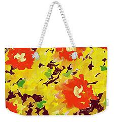 In Full Bloom Weekender Tote Bag by Alec Drake