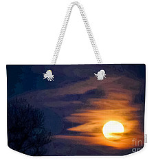 In God's Hand Weekender Tote Bag