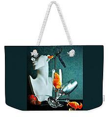In Honor Of Karo Weekender Tote Bag by Elf Evans
