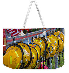 In Memory Of 19 Brave Firefighters  Weekender Tote Bag