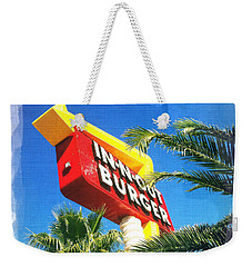 In-n-out Burger Weekender Tote Bag