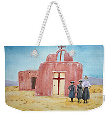 In Old New Mexico II Weekender Tote Bag