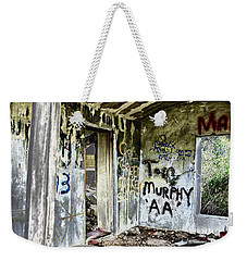 In Ruins Weekender Tote Bag