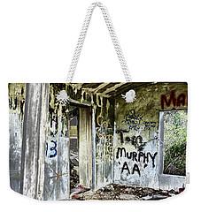 In Ruins Weekender Tote Bag by Erika Weber