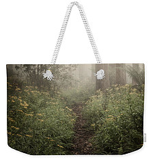 In Silence Weekender Tote Bag