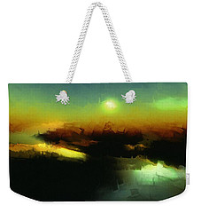 In The Afternoon Sun Weekender Tote Bag