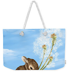 In The Air Weekender Tote Bag