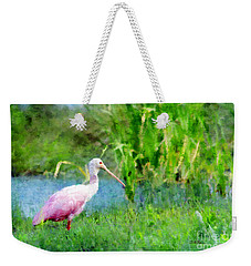 In The Bayou #1 Weekender Tote Bag by Betty LaRue