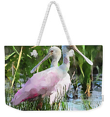 In The Bayou #2 Weekender Tote Bag by Betty LaRue