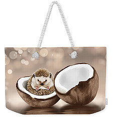 In The Coconut Weekender Tote Bag
