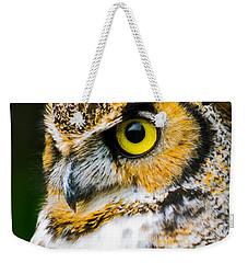In The Eyes Weekender Tote Bag