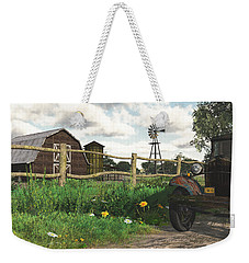 In The Heartland Weekender Tote Bag