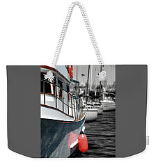 In The Lead Weekender Tote Bag