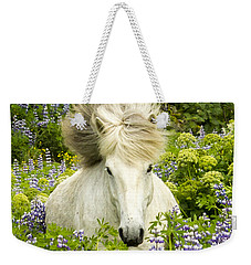 In The Lupine Weekender Tote Bag